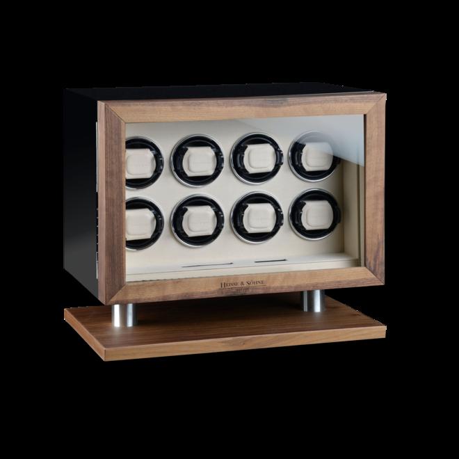 Uhrenbeweger Heisse & Söhne New York 8 aus Holz/MDF bei Brogle