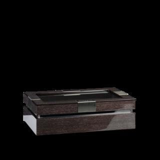 Heisse & Söhne Uhrenbox Executive 10 Quercus/Schwarz 70019-120