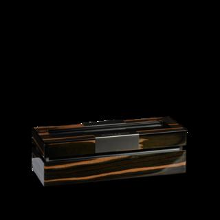 Heisse & Söhne Uhrenbox Executive 5 - Makassar/Schwarz 70019-119