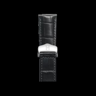 Hirsch Uhren-Armband Attico Schwarz Matt 07607459-2-2018