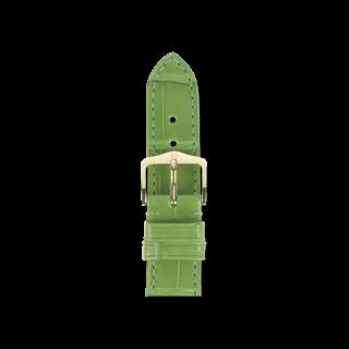 Hirsch Uhren-Armband London Grün Matt 04207142-1-20