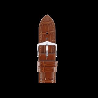 Hirsch Uhren-Armband Louisianalook Goldbraun 03427170-2-18
