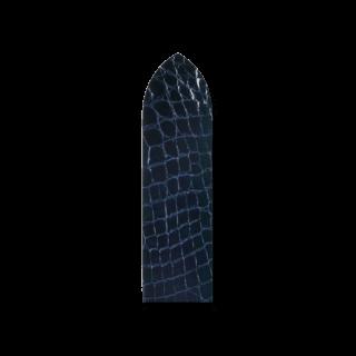 Hirsch Uhren-Armband Prestige Blau 02308180-1-14
