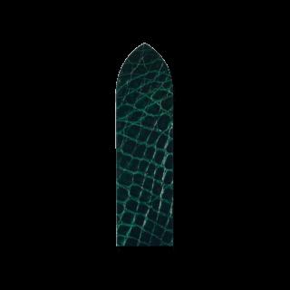Hirsch Uhren-Armband Prestige Grün 02308140-1-14