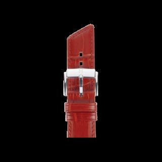 Hirsch Uhren-Armband Princess Rot 02628120-2-12