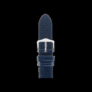 Hirsch Uhren-Armband Rainbow Blau 12322680-2-18
