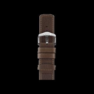 Hirsch Uhren-Armband Rebel Braun 05202010-2-20