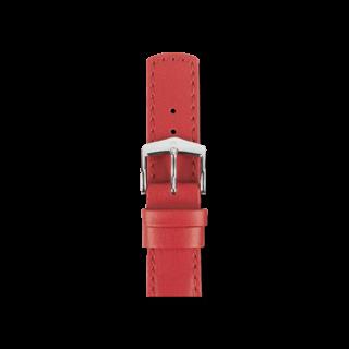 Hirsch Uhren-Armband Runner Rot 04002020-2-24