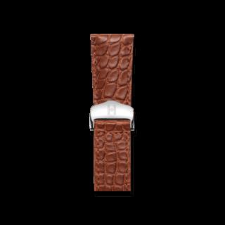 Hirsch Uhren-Armband Savoir Goldbraun Matt 07370479-2-1412