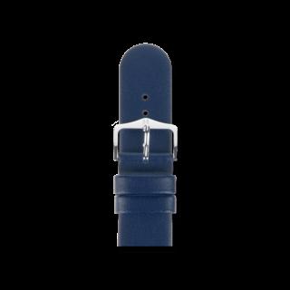 Hirsch Uhren-Armband Scandic Blau 17852080-2-18