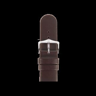 Hirsch Uhren-Armband Scandic Braun 17872010-2-18