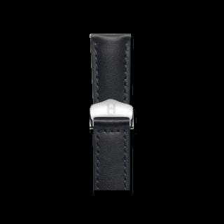 Hirsch Uhren-Armband Speed Schwarz 07502450-2-2218