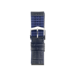 Hirsch Uhren-Armband Andy Blau 0928028050-2-18