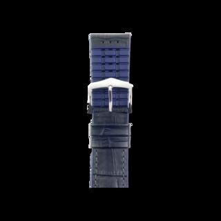 Hirsch Uhren-Armband Andy Blau 0928028050-2-20