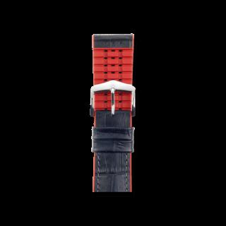 Hirsch Uhren-Armband Andy Rot 0922028050-2-18