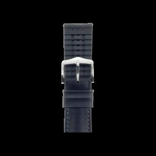 Hirsch Uhren-Armband James Schwarz 0925002150-2-18