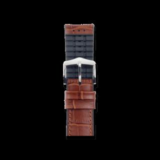 Hirsch Uhren-Armband Paul Goldbraun 0925028070-2-20