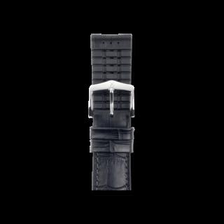 Hirsch Uhren-Armband Paul Schwarz 0925028250-2-20