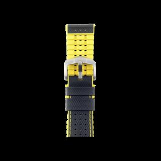 Hirsch Uhren-Armband Robby Gelb Matt 0917294050-4-20