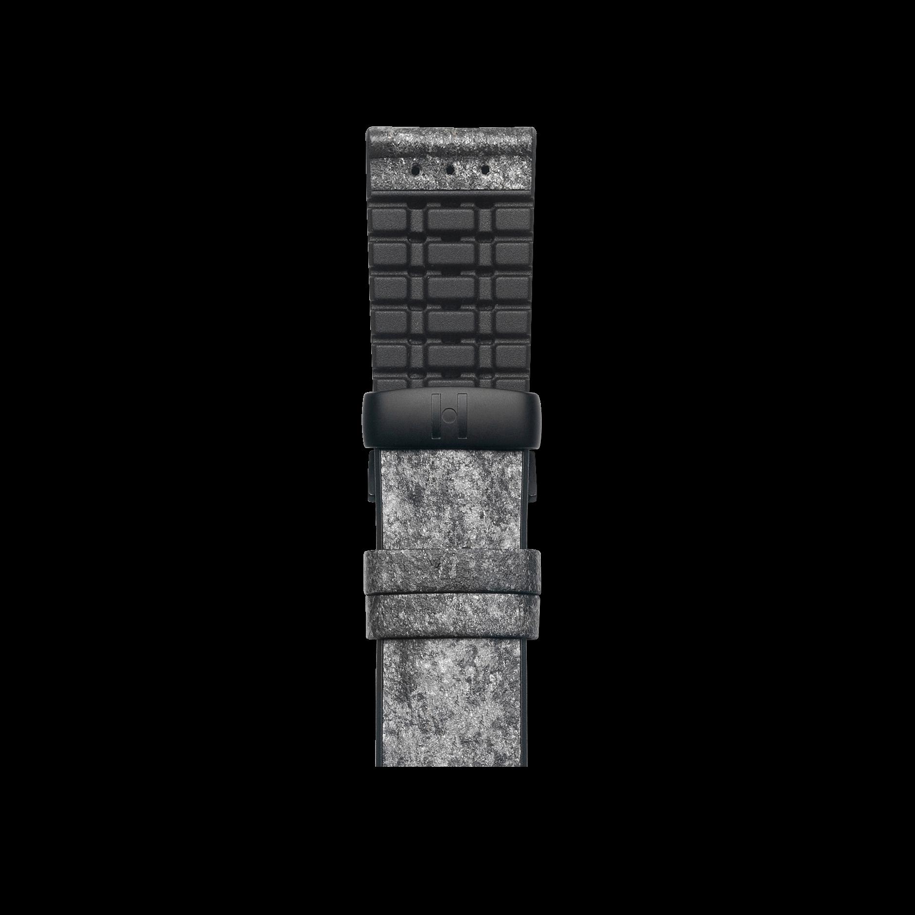 hirsch stone schwarz uhren armband kaufen brogle. Black Bedroom Furniture Sets. Home Design Ideas