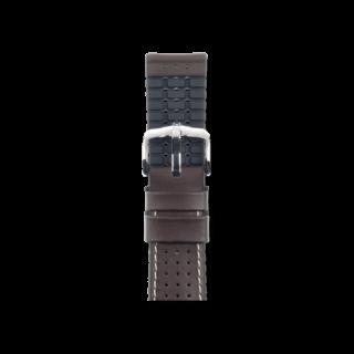 Hirsch Uhren-Armband Tiger Braun 0915075010-2-24