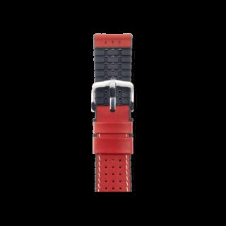 Hirsch Uhren-Armband Tiger Rot 0915075020-2-22