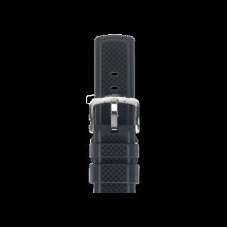Hirsch Uhren-Armband Accent Schwarz 40478850-2-20