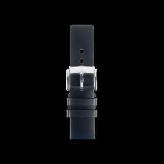 Hirsch Uhren-Armband Pure Schwarz 40418850-2-18