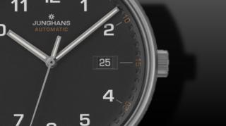 Junghans Form A Titan 40mm