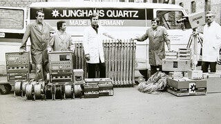 Junghans Geschichte