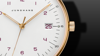 Junghans Max Bill Gold Damen