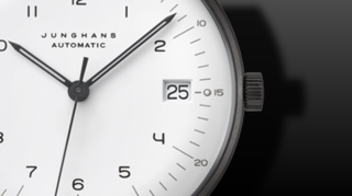 Junghans Max Bill kleine Automatic Datum