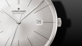 Junghans Meister Fein Automatic 39,5mm