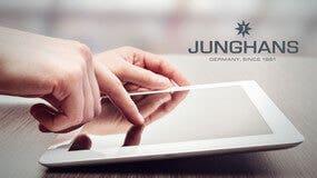 Junghans Newsletter abonnieren