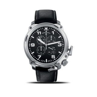 Junghans Herrenuhr Aerious Chronoscope 028/4795.00