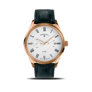 Junghans Herrenuhr Tempus Gangreserve Gold 028/9725.00