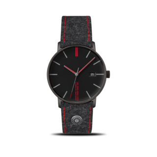 Junghans Armbanduhr Form A Edition 160 027/4131.00