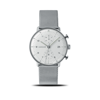 Junghans Herrenuhr Max Bill Chronoscope 027/4003.44