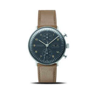 Junghans Herrenuhr Max Bill Chronoscope 027/4501.00