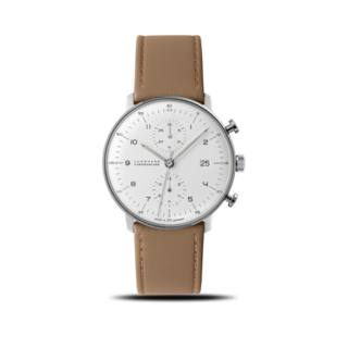 Junghans Herrenuhr Max Bill Chronoscope 027/4502.04