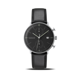 Junghans Herrenuhr Max Bill Chronoscope 027/4601.04