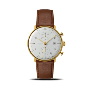 Junghans Herrenuhr Max Bill Chronoscope 027/7800.00