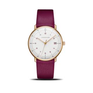 Junghans Damenuhr Max Bill Gold Damen 047/7850.00