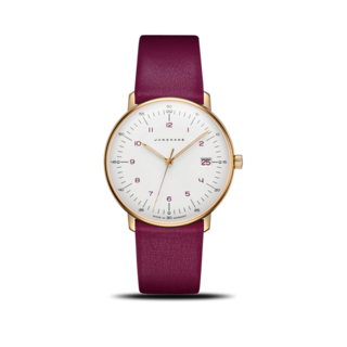 Junghans Damenuhr Max Bill Gold Damen 047/7850.04