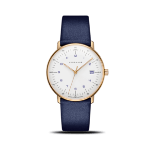 Junghans Damenuhr Max Bill Gold Damen 047/7851.04