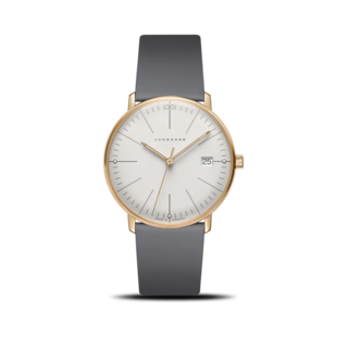 Junghans Damenuhr Max Bill Gold Damen 047/7853.04