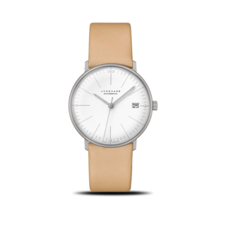 Junghans Armbanduhr Max Bill kleine Automatic 027/4004.04