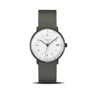 Junghans Armbanduhr Max Bill kleine Automatic 027/4005.04
