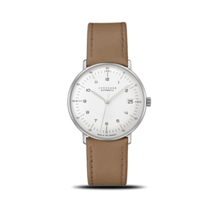 Junghans Armbanduhr Max Bill kleine Automatic 027/4107.02