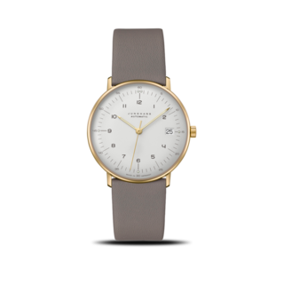 Junghans Armbanduhr Max Bill kleine Automatic 027/7108.02